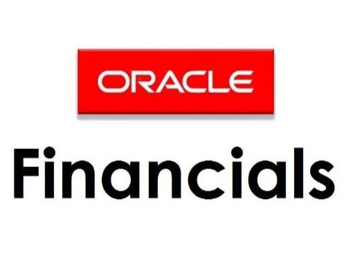 Oracle Cloud Financials